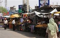 सब्जी मंडियों में अवैध कब्जों से लगता है जाम
