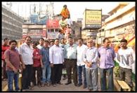 उत्कल गौरव मधु बाबू की स्मृतियों में खोया रहा शहर