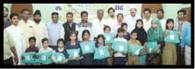 अंजुमन के स्थापना दिवस पर लिया समाज सेवा का संकल्प