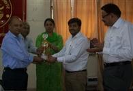 निवर्तमान डीएम ने जिले को सम्मान दिलाया : सीडीओ
