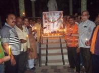 भाजपा ने शहीदों को दी श्रद्धांजलि