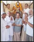 शुक्रताल में धूमधाम से मनाई परशुराम जयंती