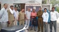 चालक-परिचालक ने 39 हजार रुपये लौटाकर दिखाई ईमानदारी