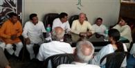 भाजपा प्रदेशाध्यक्ष सुभाष बराला दो को रेवाड़ी में