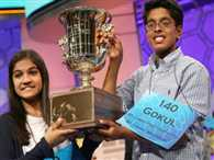 2 young Indian-Americans win US Spelling Bee in historic tie