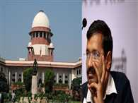 Supreme Court issued notice to Delhi Government and others on petition of central Government