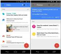 Updated Inbox by Gmail,now available Without Invite