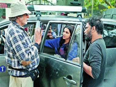 Piku: really emotional movie
