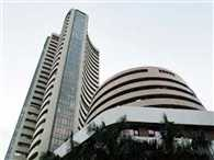 The buzzing market , index 27 828 , and the Nifty closed at 8434