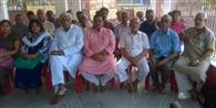 Ganga took Mahaarti special meeting