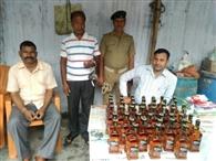 UP to 48 bottles of wine to bring Dndebaj arrested