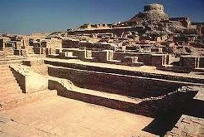 Was the weaker monsoon responsible for the end of Indus civilization