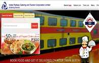 IRCTC offers: Give food orders online, get 50 percent cashback
