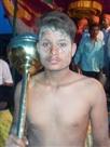 मनीष ने जीता बिलासपुर केसरी का मुकाबला