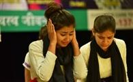 दिव्यांग बच्चों ने डांस में दिखाई प्रतिभा