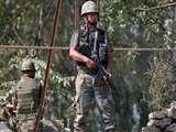 सेना के गश्तीदल पर आतंकी हमला नाकाम