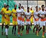 मनप्रीत की अगुआई में भारतीय हॉकी टीम जर्मनी रवाना
