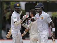 Sri lanka won second test against pakistan by 7 wickets
