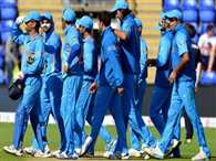 Indian team did not perform well in bangladesh tour