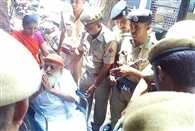 Health check of Asaram for bail