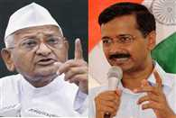 Its good that I left Arvind Kejriwals compan says Anna Hazare