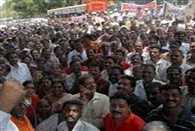 Hurt by the Pay Commission Central workers warning to  strike for 11 june