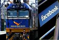 Rail passengers will be able to complain on Facebook