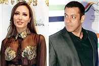 Did Iulia Vantur make her Instagram and Twitter accounts private for Salman Khan?