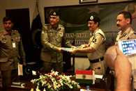 bsf and pakistan rangers meeting over the in lahore