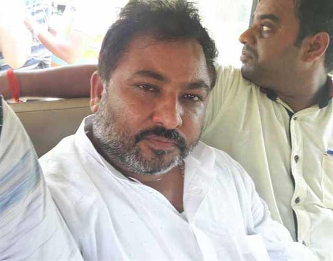 Ex BJP leader dayashankar singh who abuse Mayawati arrested from buxar in bihar