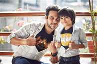 emraan hashmi's son ayaan appears in a short film made by diya mirza