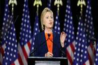 In case of nuclear weapons Trump is not able to trust says Hillary Clinton