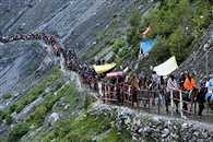 impact of poor conditions on Amarnath Yatra continuously declining number of pilgrims