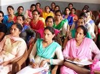 मारकंड में परिवार नियोजन की दी जानकारी