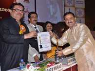 Astrologer jyoti vardhan sahni has been awarded by Global indian achiever award
