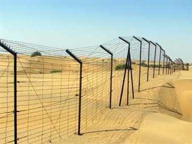 15 terrorist trying to infiltrate in India through Rajasthan Border