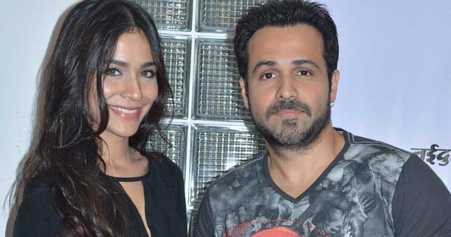 I am happy with my kissing star image says Emraan Hashmi