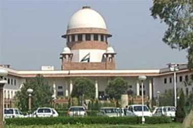 SC puts stay on Gwalior District Judge harassment case