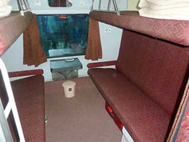 Rajdhani and Shatabdi passenger will not fell excersion