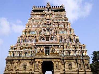 Tamil nadu has anthropomorphic statue of Lord Shiva