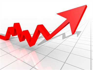 GDP grows by 5.7 per cent during first quarter of 2014-15, Indian economy on a two-year high
