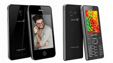 Videocon brings new feature phones, smartphone to India starting at Rs 1,200