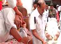 OROP hunger strike: Health of Havaldar Abhilekh Singh worsens, rushed to Hospital