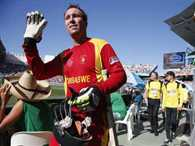 Brendan Taylor found sleeping in another car