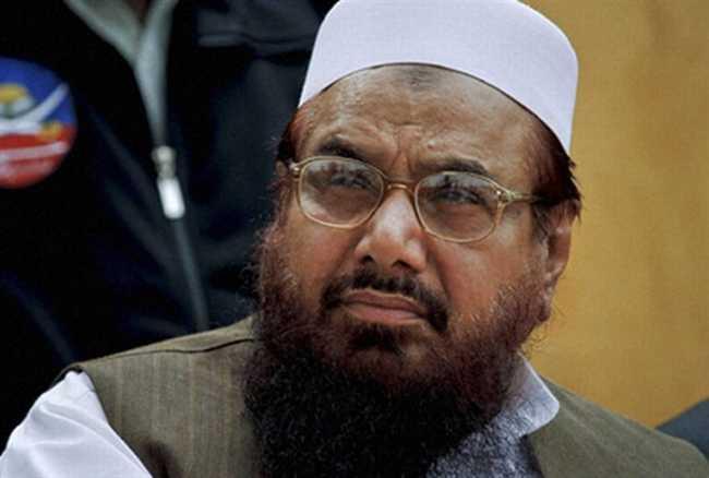 Lashkar Founder Hafiz Saeed sets up camps in Pakistan and seeking donations for Kashmiris