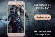 champone c1 has launched in 501 rs