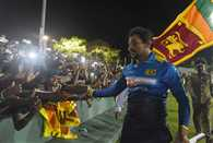 Tillakratne Dilshan retires with a loss in ODI