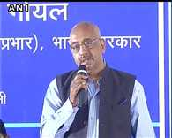 I will take forward this popular sentiment of giving Bharat Ratna to Major Dhyanchand: Sports Minister Vijay Goel