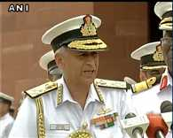 We have ourselves set up a high level committee to investigate into this:  Navy