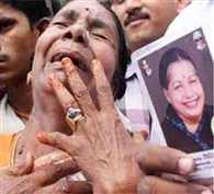 Jaya's conviction: 16 persons commited suicide